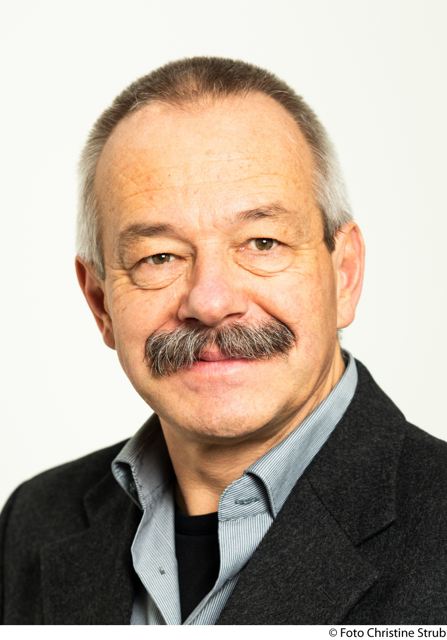 Prof. Dr. André Holenstein