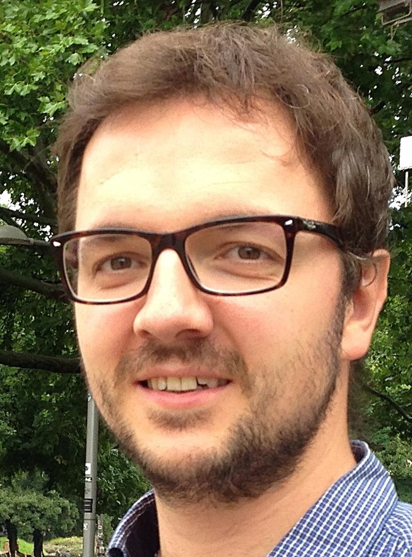 Dr. des. Benjamin Spielmann